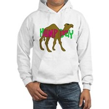 HUMP DAY with Camel Funny Wednesday Tshirt Hoodie