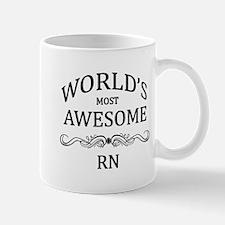 World's Most Awesome RN Mug
