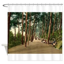 Bournemouth Shower Curtain