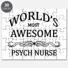 World's Most Awesome Psych Nurse Puzzle