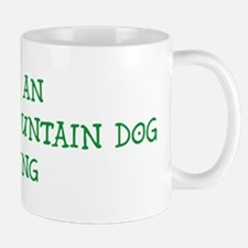 Estrela Mountain Dog thing Mug