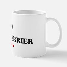 Loved: Wire Fox Terrier Mug