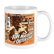 FIRE MAIDENS OF OUTER SPACE Mug