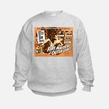 FIRE MAIDENS OF OUTER SPACE Sweatshirt