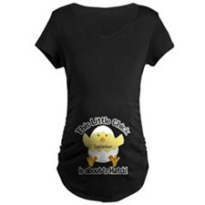 SEPTEMBER Chick about to Hatch T-Shirt T-Shirt