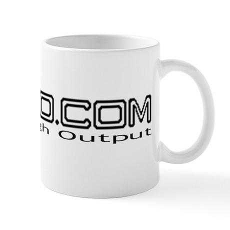 V6 SHO.com 11oz. Ceramic Mug