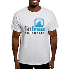 Fin Free Australia T-Shirt