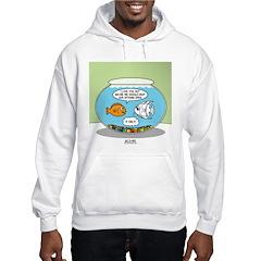 Fishbowl Relationships Hoodie