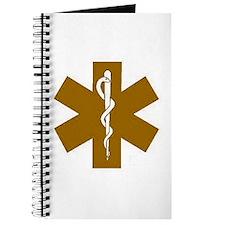 Remote Medics Desert Star of Life Journal