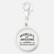 World's Most Awesome Occupational Therapist Silver