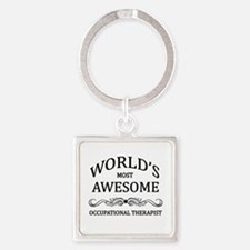 World's Most Awesome Occupational Therapist Square