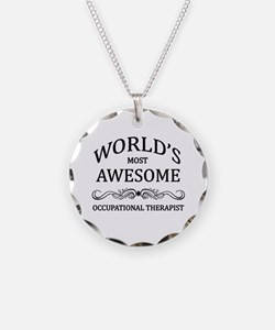 World's Most Awesome Occupational Therapist Neckla