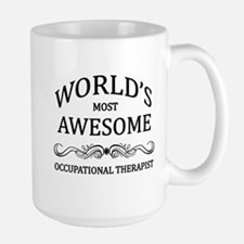 World's Most Awesome Occupational Therapist Large