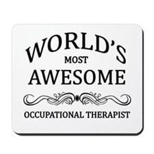 World's Most Awesome Occupational Therapist Mousep