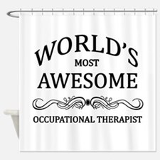 World's Most Awesome Occupational Therapist Shower
