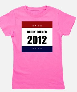 Unique Buddy roemer Girl's Tee