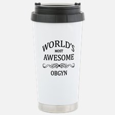 World's Most Awesome OBGYN Stainless Steel Travel
