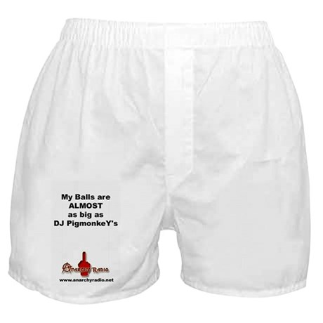 ANARCHY RADIO Boxer Shorts