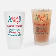 Seaside Heights Drinking Glass