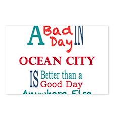 Ocean City Postcards (Package of 8)