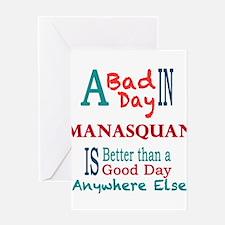 Manasquan Greeting Card