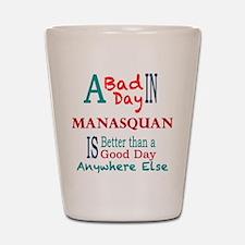 Manasquan Shot Glass