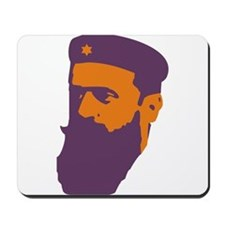Che Herzl Mousepad