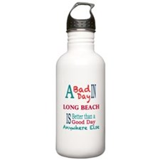 Long Beach Water Bottle