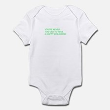 Happy Childhood Infant Bodysuit