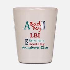 LBI Shot Glass
