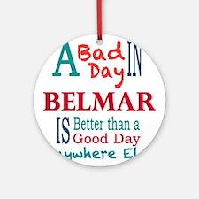 Belmar Ornament (Round)