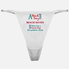 Beach Haven Classic Thong