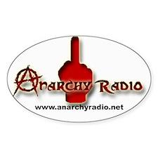 ANARCHY RADIO Car Decal