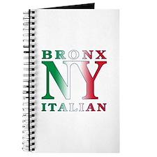 Bronx New York Italian Journal