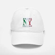 Bronx New York Italian Baseball Baseball Cap