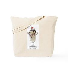 Hot fudge Sunday Tote Bag