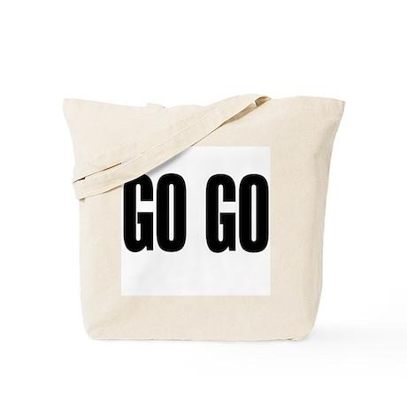 GO GO Tote Bag