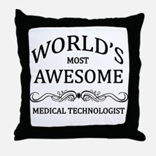 World's Most Awesome Medical Technologist Throw Pi