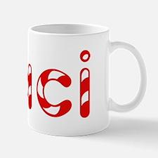 Maci - Candy Cane Mug
