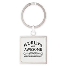 World's Most Awesome Medical Receptionist Square K
