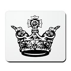 Fantasy Crown Mousepad