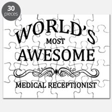 World's Most Awesome Medical Receptionist Puzzle