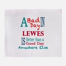Lewes Throw Blanket