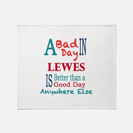 Lewes Throw Blanket