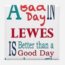 Lewes Tile Coaster