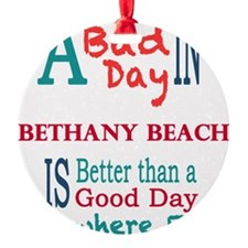 Bethany Beach Ornament
