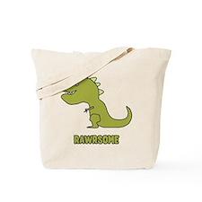 Rawrsome Tote Bag