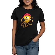 Happy Pirate Octopus Tee