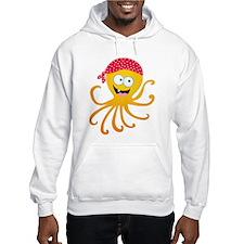 Happy Pirate Octopus Hoodie