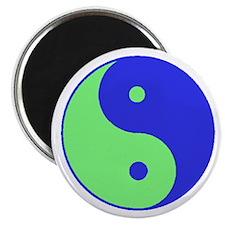 yin yang... Magnet